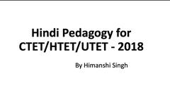 Himanshi singh - Unacademy