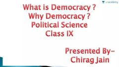 Case Study of Saudi Arabia and Kosovo | Democratic Rights