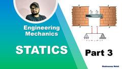 Overview   (Hindi) Engineering Mechanics: Statics: GATE