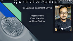 Hindi) Part 10 Quantitative Aptitude - Pipe and Cistern