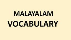 Malayalam Vocabulary - Kerala PSC - Unacademy