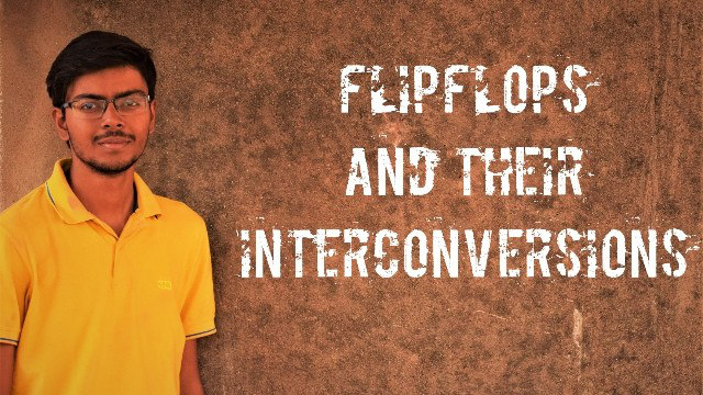Flip Flops and their Interconversions