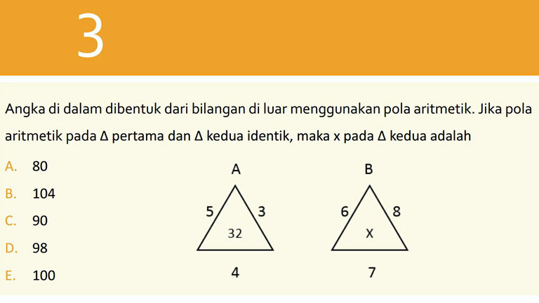 Tps Pengetahuan Kuantitatif Ujian Tulis Berbasis Komputer Indonesia Indonesia Unacademy