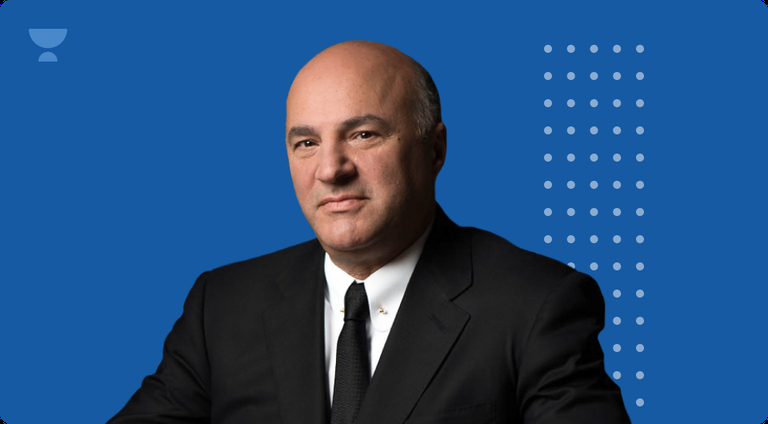 The Story of a Shark, Mr. Wonderful! - Kevin O'Leary