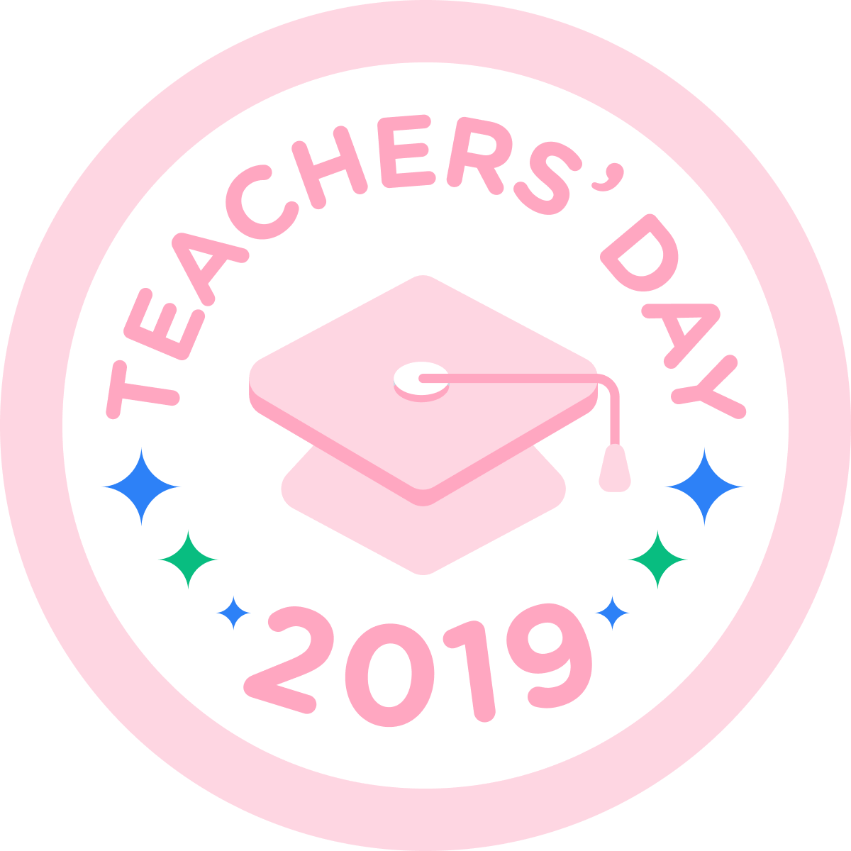 Teachers' Day Hat